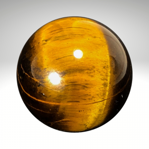 Small Tigers Eye Sphere